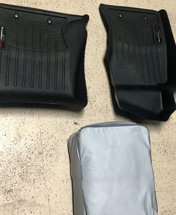 Jaguar F Type Weather Tech Floor mats and Car Cover for Sale in Miami,  FL