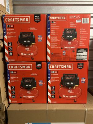 Craftsman pancake air compressor for Sale in Carrollton, TX