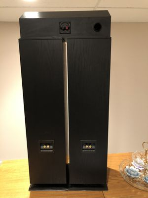 Polk Audio home theater speakers for Sale in Naperville, IL