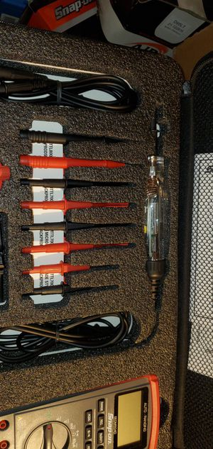 Snap tool volt meter kit for Sale in Richmond, CA