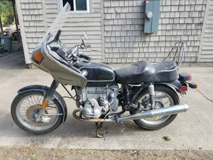 1976 BMW R90/6 Airhead Motorcycle for Sale in Vancouver, WA