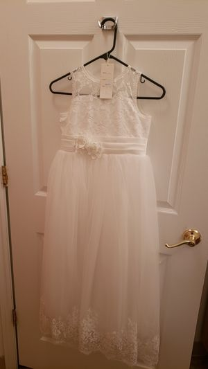 Brand New White Dress for Sale in Salt Lake City, UT
