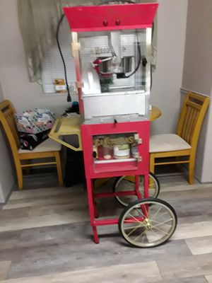Commercial Popcorn Machine for Sale in Frostproof, FL