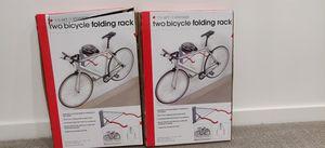 2-Bike folding rack for Sale in Seattle, WA