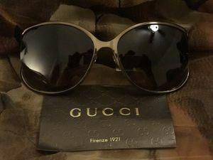Authentic Gucci sunglasses for Sale in Alexandria, VA
