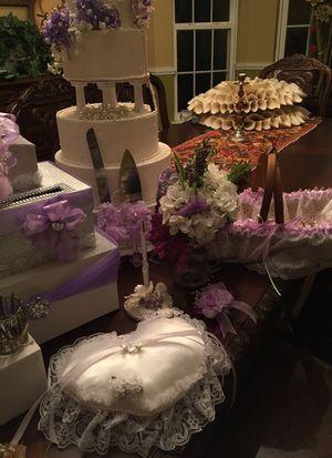 Wedding Decor in Lavender for Sale in Bluemont, VA