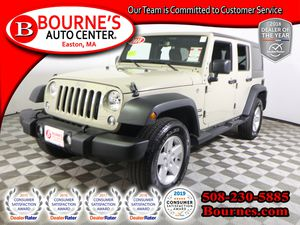2018 Jeep Wrangler JK Unlimited for Sale in South Easton, MA