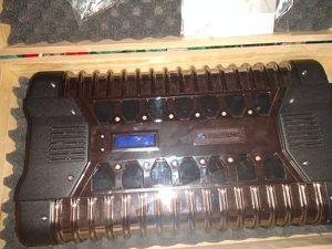 Mobilespec pro ice x 600 watt amp for Sale in Saint Clair, PA