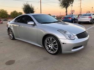 2005 Infiniti G35 coupe part out for Sale in Los Angeles, CA