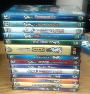 Sims computer games for Sale in Port Orchard, WA