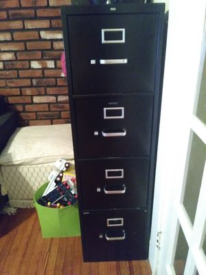 4 drawer file cabinet for Sale in Lansdowne, MD