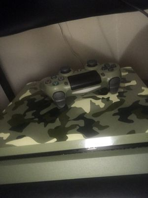 Ps4 call of duty Wwii bundle for Sale in Washington, DC