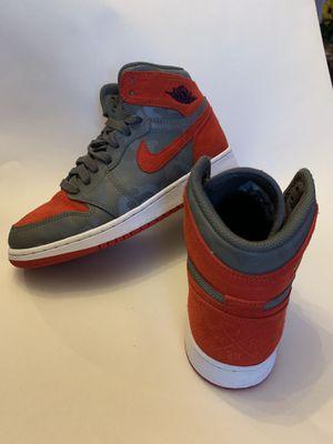 Nike Air Jordan 1 Retro High Premium BG Youth Size 5Y (822858 032) P8/N1927* for Sale in Los Angeles, CA
