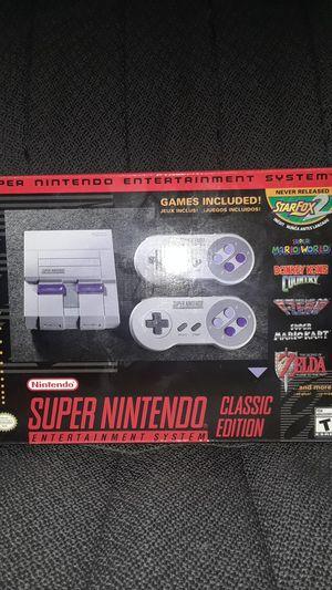 Mini Super Nintendo for Sale in Austin, TX