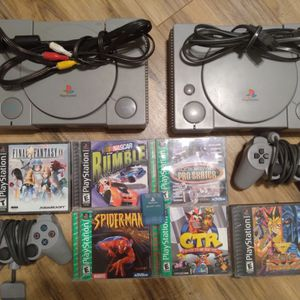 Sony Ps1 for Sale in Mesquite, TX