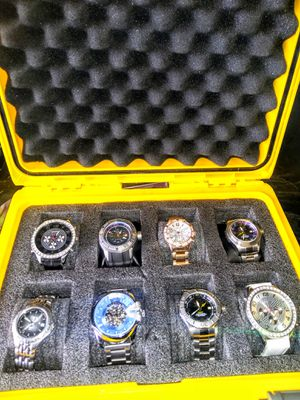 Invicta Watch box collection for Sale in Salinas, CA