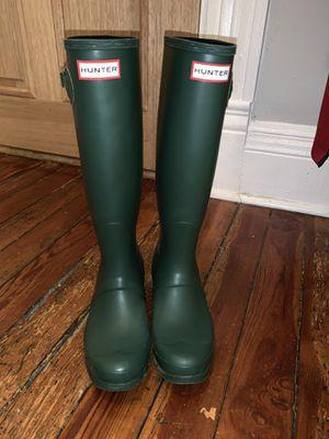 Hunter Rain boots for Sale in Atlanta, GA