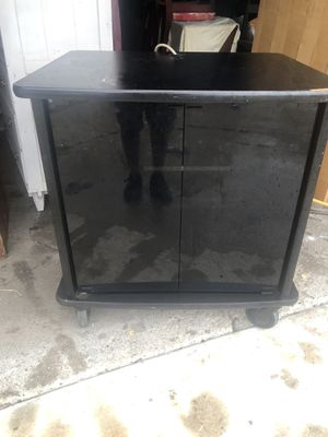 Tv Stand/Media Cart for Sale in Roseville, MI