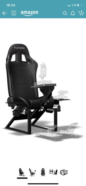 GAMING CHAIR AIR FORCE for Sale in Las Vegas, NV