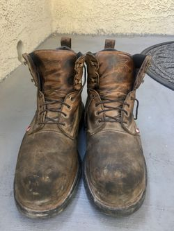 Red Wing Boots not steel toe for Sale in Las Vegas,  NV