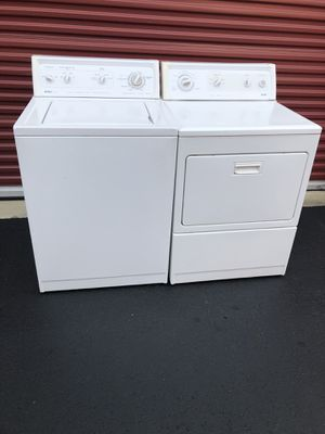 Washers and dryer electric for Sale in Mt. Juliet, TN