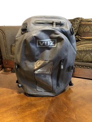 Brand new Vuz Waterproof Motorcycle Tank Bag/Backpack! for Sale in Corning, CA