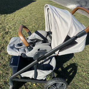 Nuna Mixx (Stroller + Carrier) for Sale in Pleasant Hill, CA