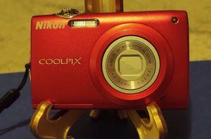 Nikon Coolpix S205- Digital Camera for Sale in Spanish Flat, CA