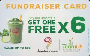Jamba Juice Cards for Sale in Redwood City, CA