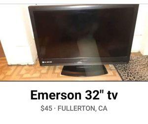 "Emerson 32"" tv. for Sale in Fullerton, CA"