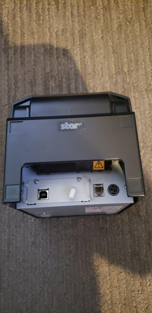 Star micronics model TSP650