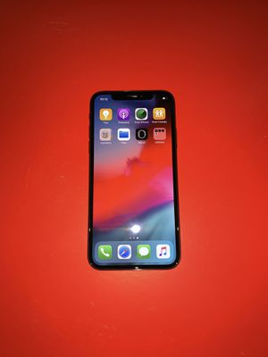 IPHONE X UNLOCKED 64GB for Sale in Daly City, CA
