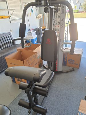 Marcy Home Gym for Sale in Winterville, NC