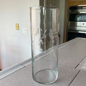 Princess House Flower Vase $10 for Sale in Chula Vista, CA