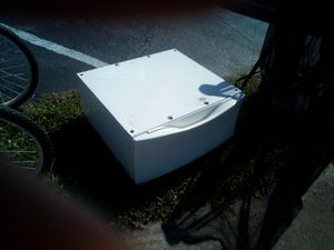 Base for a front loading washer or dryer for Sale in Holiday, FL