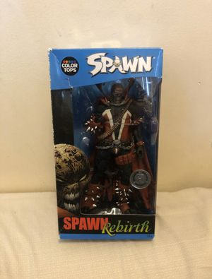 """Spawn Rebirth 7"""" Action Figure Color Tops #11 McFarlane Toys (Toys R Us Exclusive) for Sale in Brooklyn, NY"""