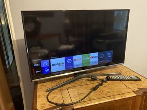 "32"" Samsung Smart TV J5500 5 Series for Sale in Los Angeles, CA"