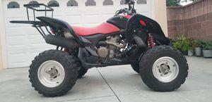 2008 Honda TRX700XX racing atv quad for Sale in Bellflower, CA