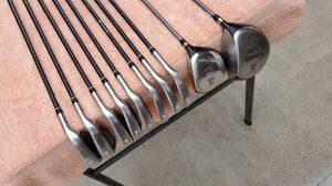 Lynx golf Predator iron set with Driver and 5w for Sale in Orange, CA