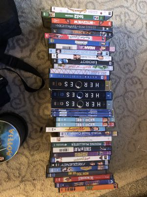 Over 100 dvds for Sale in Seattle, WA
