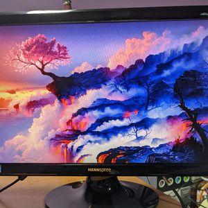 """Hannspree Monitor 25"""" Like New! for Sale in Bellevue, WA"""