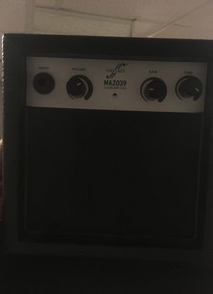 Guitar amplifier first act MA2039 for Sale in Greenville, WI