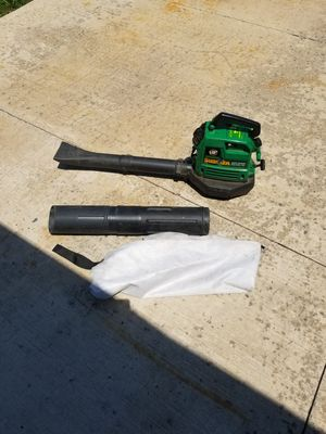 Weedeater barracuda blower vac for Sale in Plymouth, PA