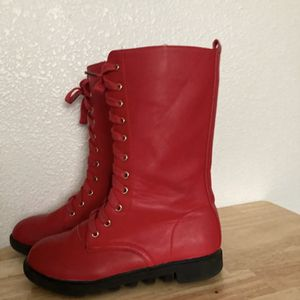 Cute Red Boots for Sale in Bingham Canyon, UT