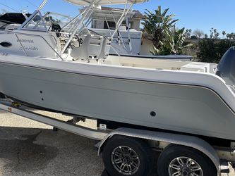 23' KeyWest WA Cabin Boat Yamaha 200hp 4-stroke NICE for Sale in Oceanside,  CA
