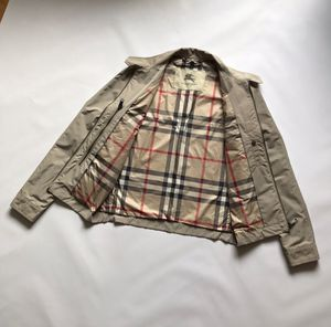 Burberry Nylon Bomber Jacket for Sale in Chicago, IL