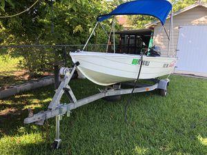 2003 - 12' Landau Aluminum Boat for Sale in Miami, FL