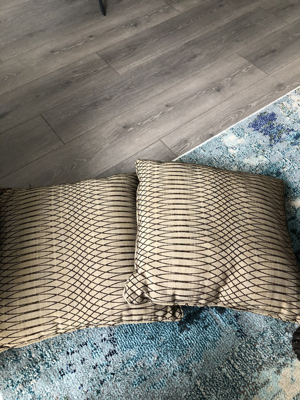 Beige Couch Cushions