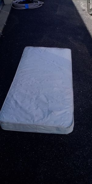 Used crib mattress great for pet bed for Sale in Newport News, VA
