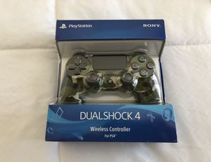 PS4 Dual Shock 4 Remote for Sale in Chino, CA